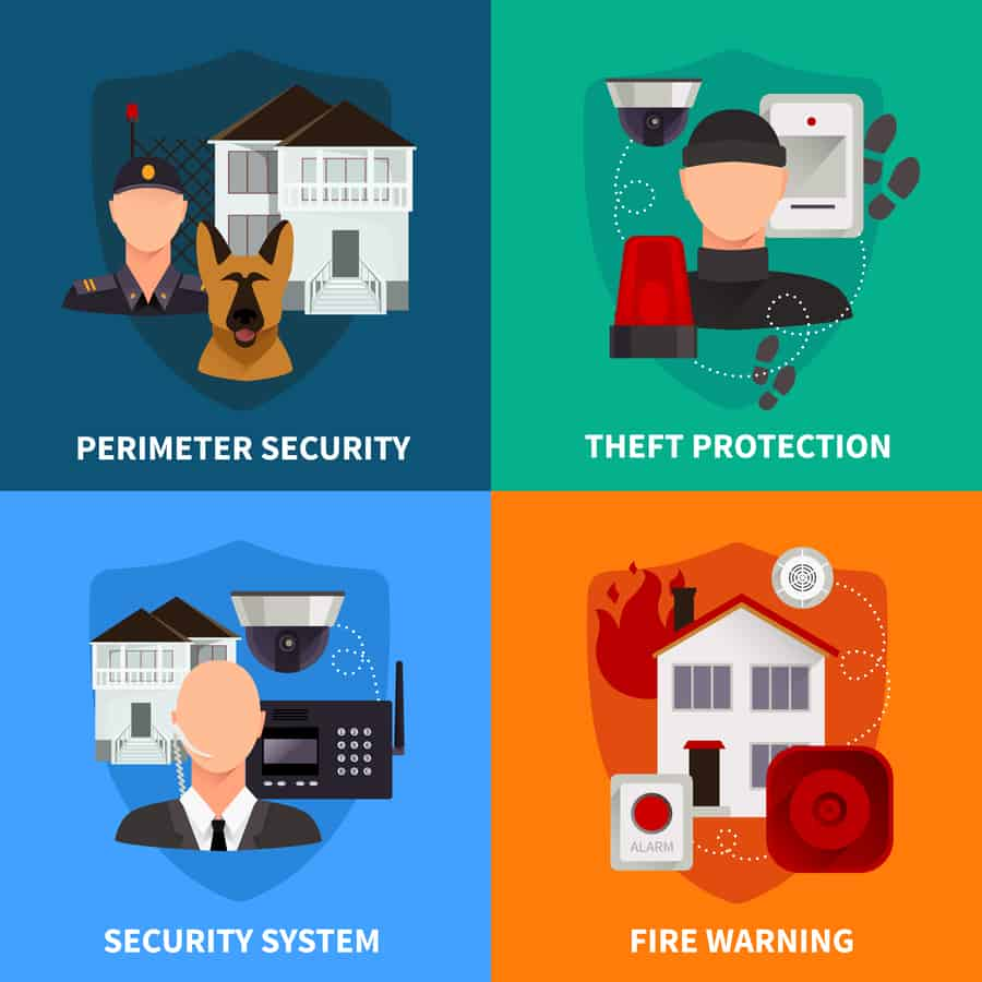 best long island security systems